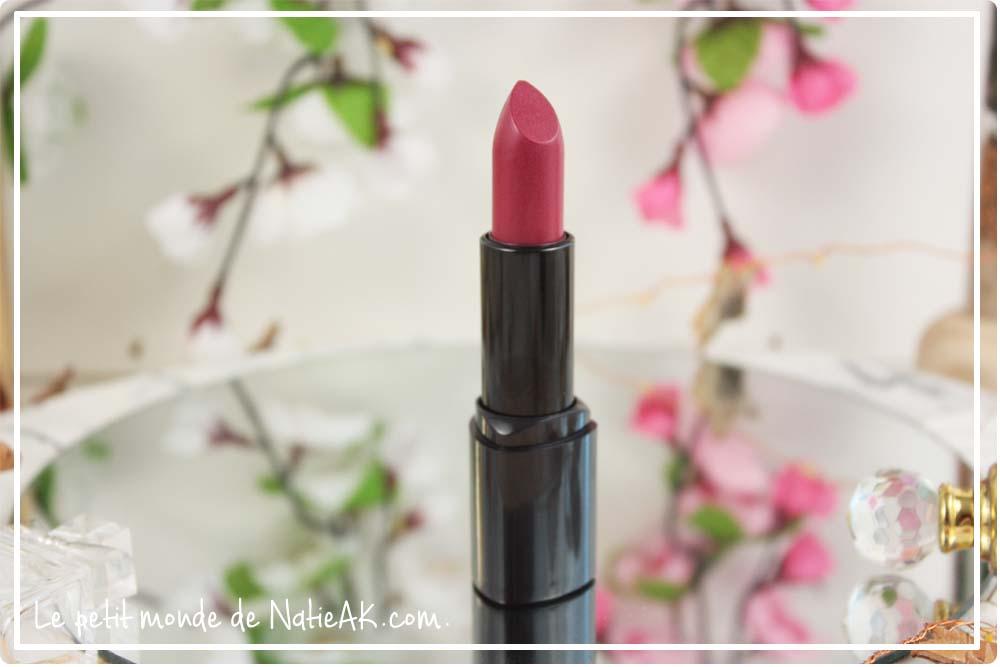 rouge à lèvres hydratant bio
