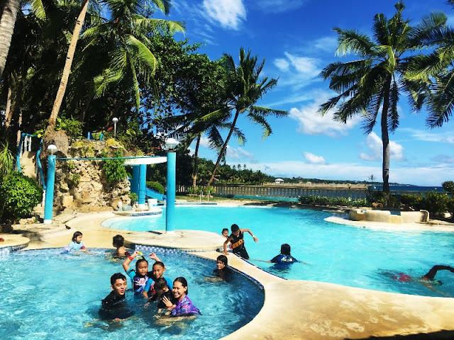 Compostela Beach Resort - Estaca Bay Beach Resort
