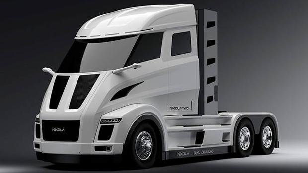 First data of the most powerful electric truck in the world,most-powerful-electric-truck-in-the-world,powerful electric truck in the world,electric truck 2017 news,truck,Bosch,Bosch electric truck 2017,Nikola One and Two electric truck,Nikola Motor Company powerful electric truck