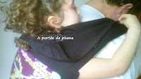 préformé madame GooGoo babycarrier capuche portage porte-bébé neo toddler