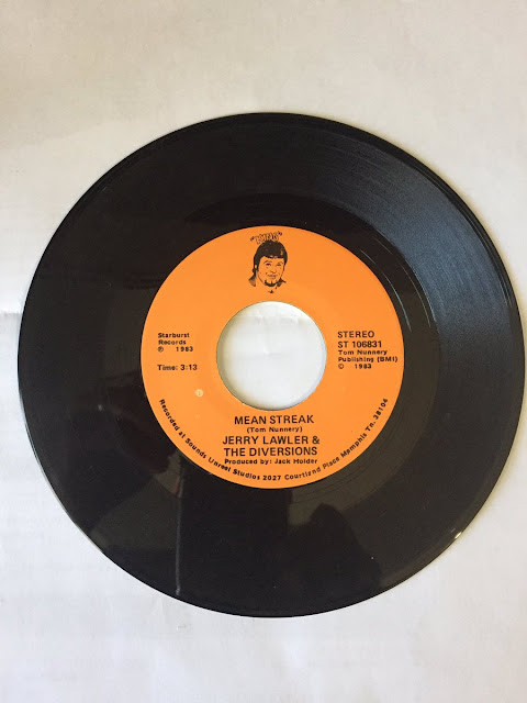 Jerry The King Lawler record music