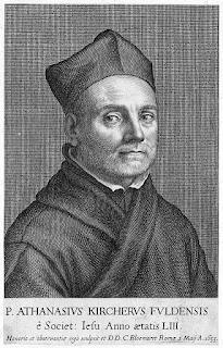 Athanasius Kircher (1601-1680).