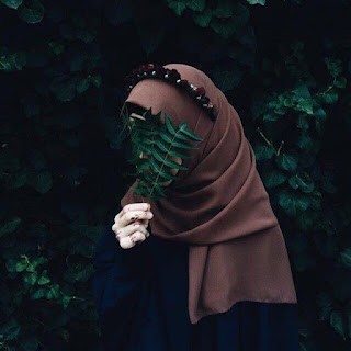 best art of animasi hijab