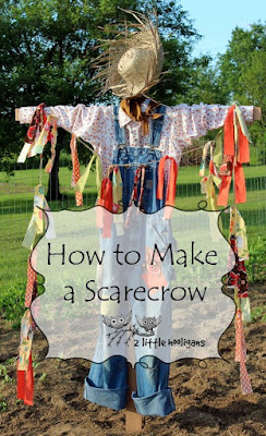 How to make a scarecrow, Pick 3 for September