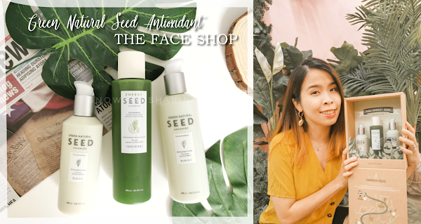 Green Natural Seed Antioxidant | THE FACE SHOP