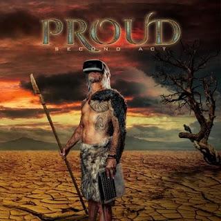 """Ο δίσκος των Proud """"Second Act"""""""