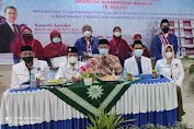 Rektor Prof Ambo Asse  Harapkan Pesma KH Djamaluddin Amien Unismuh Makassar Lahirkan  Kader Kopassus Persyarikatan