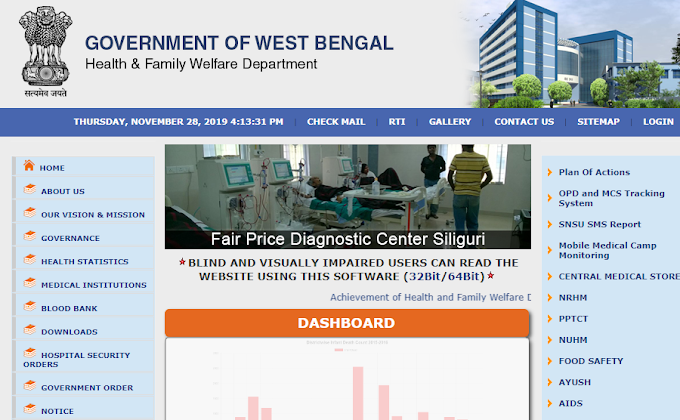 WB State Health & Family Welfare Samiti Counsellor – 17 Posts