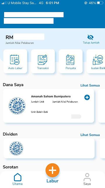 Mudahnya Sign Up Akaun ASB Menerusi Online Je Sekarang!