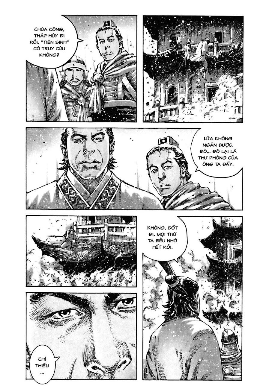 Hỏa phụng liêu nguyên Chương 468: Quế Dương chi bí [Remake] trang 13