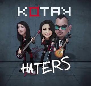 Lirik : Kotak - Haters