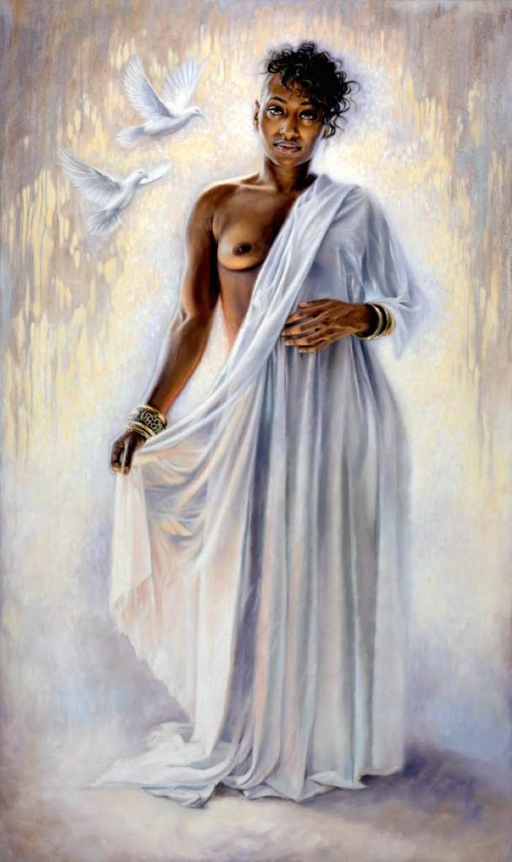 Красота живописи. Sara Golish 13
