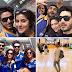Pakistani Famous Celebrities Spotted In Dubai To Support Karachi Kings 'Dilon Ke Badshah'