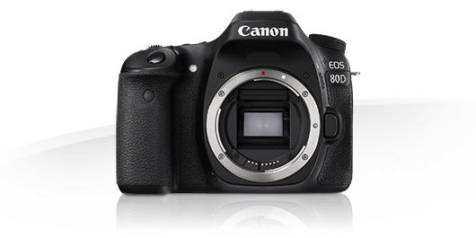 كاميرا كانون canon 80D