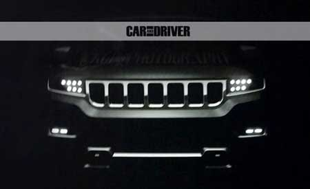 2019 Jeep Grand Wagoneer platform like a Next-gen Cherokee