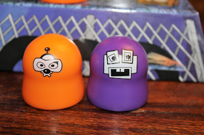 Bouncing Bots Game Review, for kids, games, family night, family games, kid games, learning games