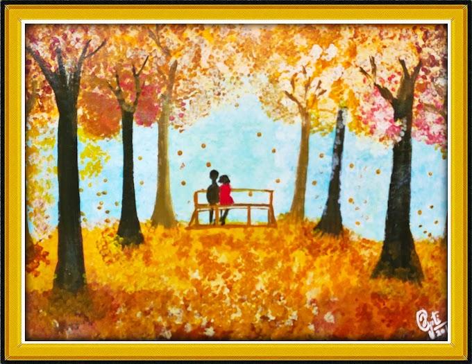 Painting by Jyoti Sabnis