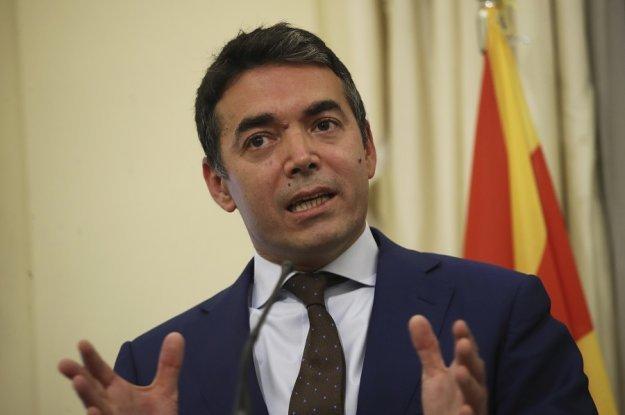 Ντιμιτρόφ για συμφωνία των Πρεσπών: Πήραμε το καλύτερο δυνατό για τη «Μακεδονία»