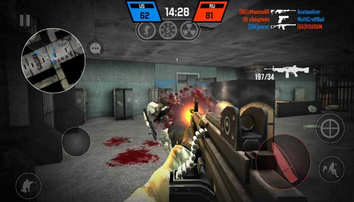 maxresdefault - Bullet Force Mod apk download