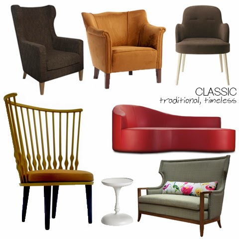 a BASIC furniture style guide   Basic Collection Blog