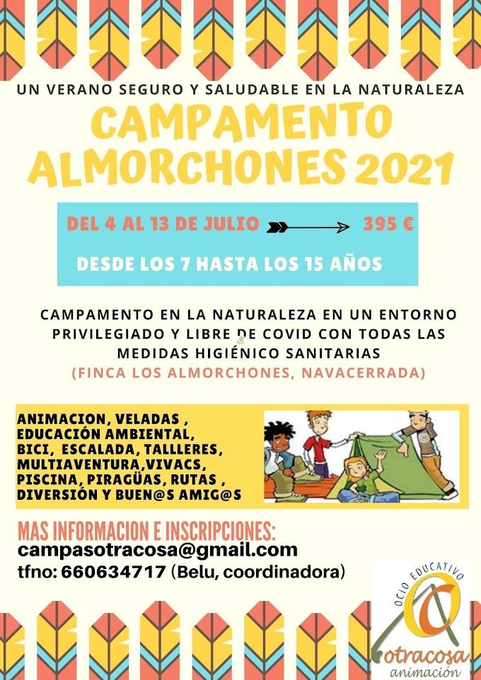 Campamento de Verano Almorchones 2021