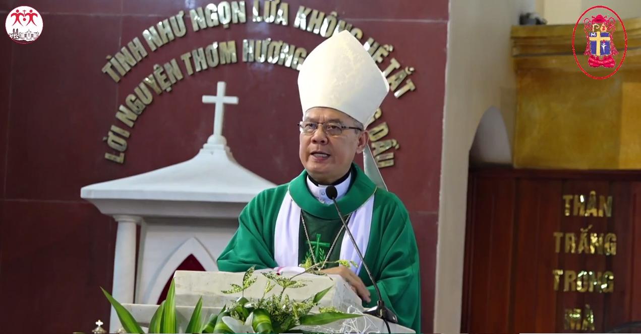 Ngày thứ Ba: Kính viếng và cầu nguyện cho Đức cha Phanxicô Xaviê Nguyễn Văn Sang - Ảnh minh hoạ 28