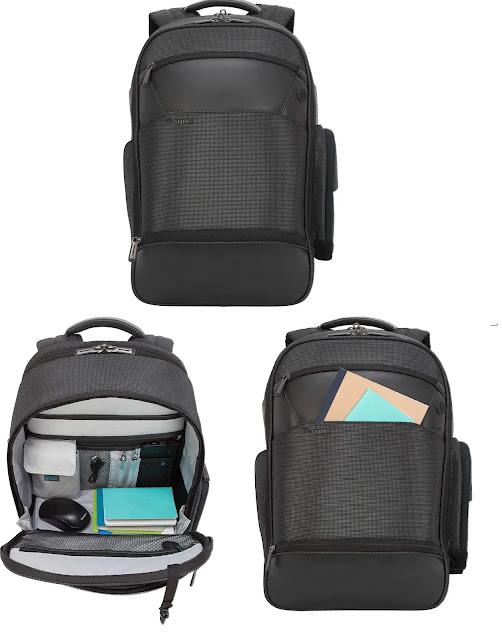 Targus mobile vip backpack review
