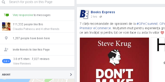 Books Express - Facebook