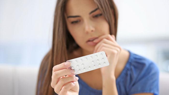 وسائل منع الحمل باستخدام مستحضرات البروجيستيرون