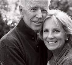 Biden and his first wife Nalia Hunter