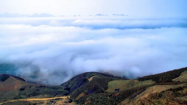 Ta Xua Clouds Paradise Viet Nam 4