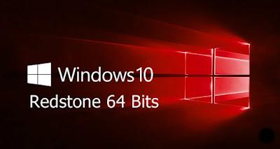 WINDOWS 10 REDSTONE 64 BITS
