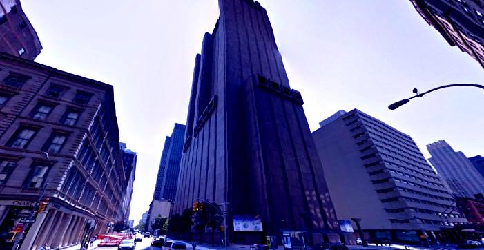 ما هو سر ناطحة السحاب بلا أي نوافذ أو فتحات وسط نيويورك؟