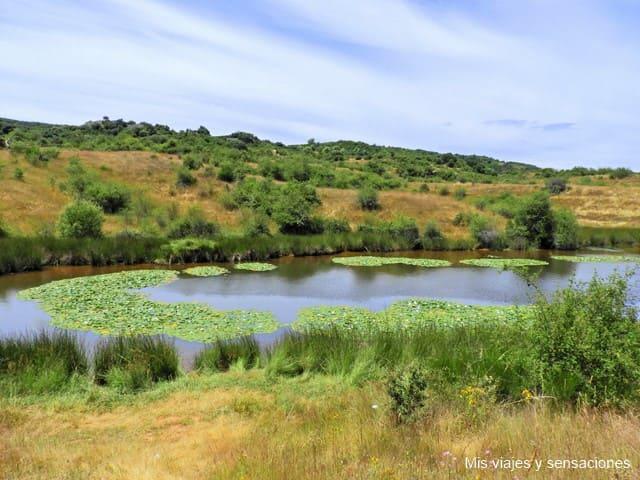Lago Sumido, médulas