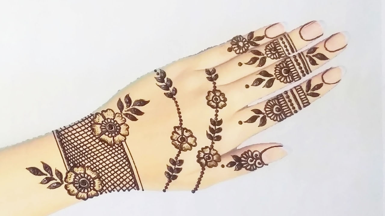new eid mehndi design 2020