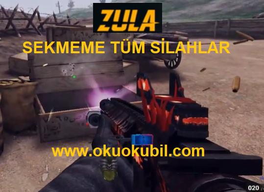 Zula  AK-47 Aim Sprey  Script Sekmeme Hilesi Nisan 2020