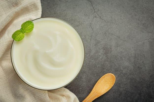 Top 5 Benefits of Yogurt for the Body