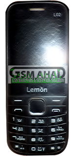 LEMON L02 FLASH FILE WITHOUT PASSWORD