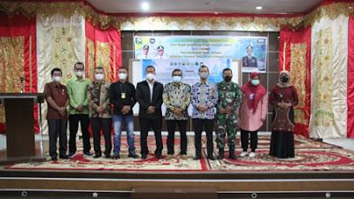 BNNK dan Pemkab Deklarasikan Solok Bersih Narkoba