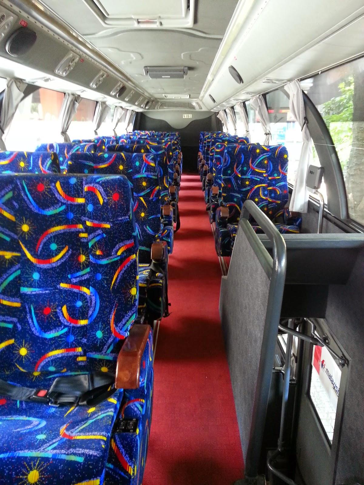 WTS Bus Tavel Company Review (Singapore-KL) - Joysofyz ...