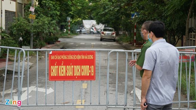 40 F1, F2 của BN950 tại Quảng Ninh đều âm tính