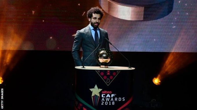 Caf reveals preliminary shortlists for 2019 Player of the Year awards