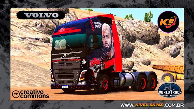 VOLVO FH16 750 - CLUBE DE REGATAS FLAMENGO