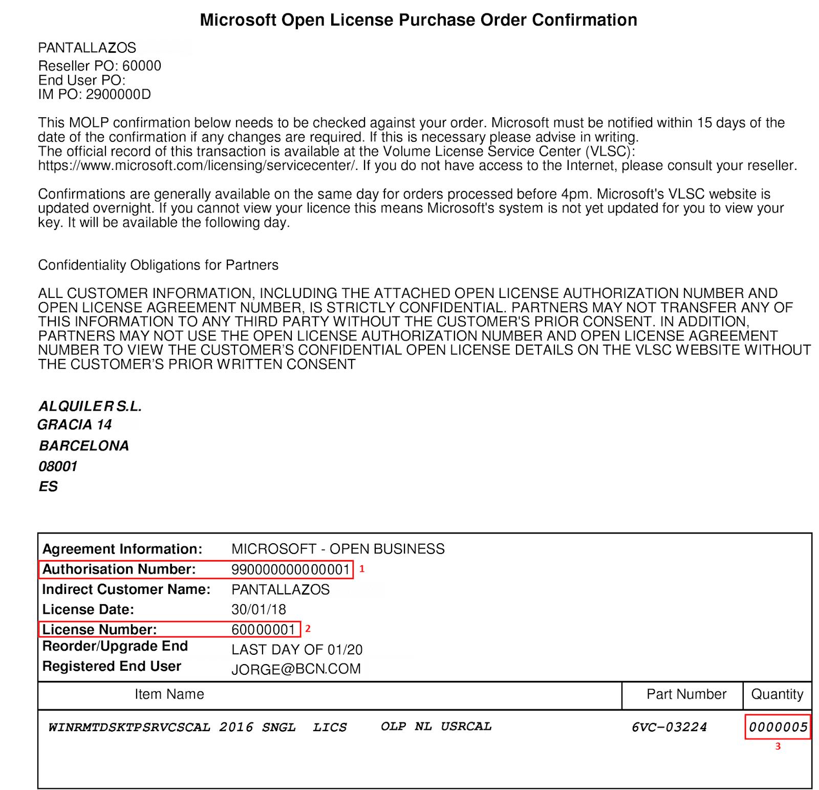 Pantallazos es: Windows 2012 R2: RDS Instalar licencias CAL