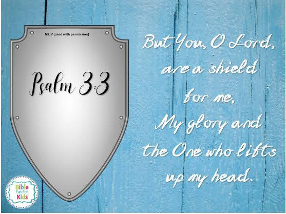 https://www.biblefunforkids.com/2020/04/the-Lord-is-shield.html