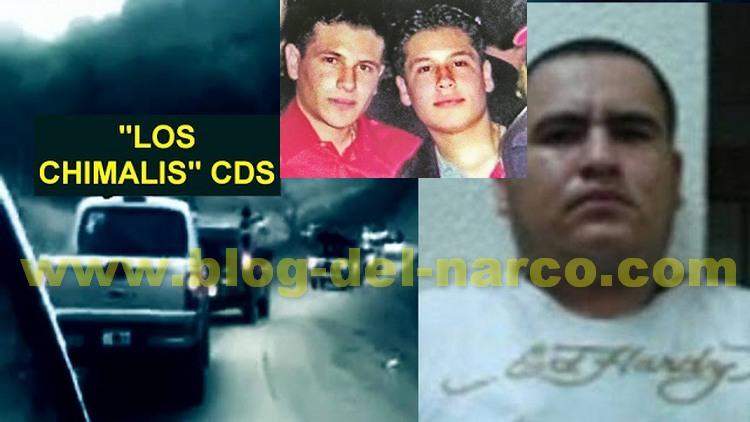 Iván Archivaldo Guzmán Salazar si entregó  a Pancho Chimal para salvarse el y sus hermanos