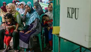 Jokowi Menang Telak di TPS Pengungsi Syiah