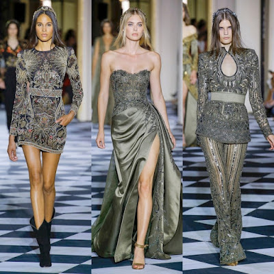 Moda Internacional. Zuahir Murad. Colección Invierno 2019