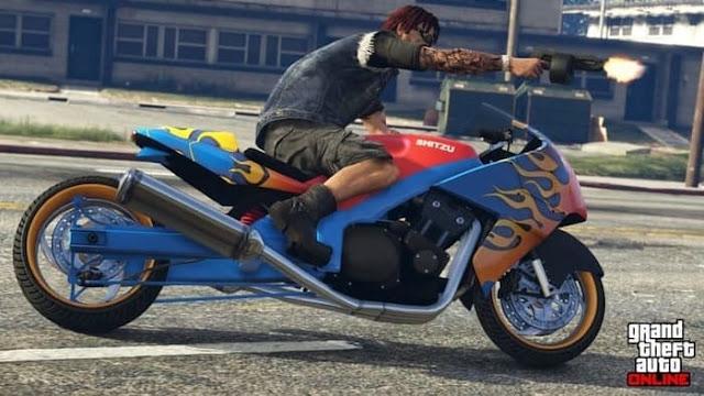 GTA 5 Online : سلسلة جديدة حول السائقون (GTA 5)