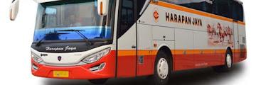 Nih Dia Bus SHD yang Dipakai Harapan Jaya